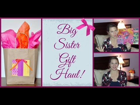 Sophia Leone Big Sister Birthday Present