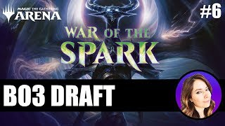 War of the Spark Draft #6 | MTG Arena