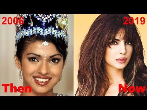 Priyanka Chopra Evolution [2002 To 2019]