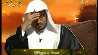 متصل من موريتانيا يبكي الشيخ  صالح المغامسي
