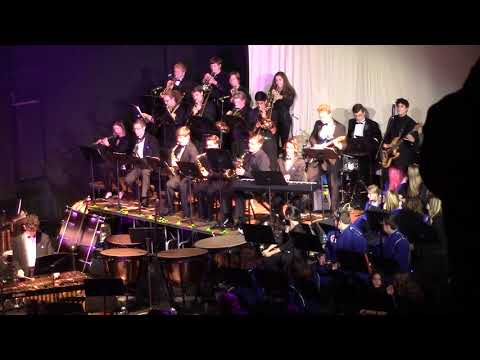Hot Chocolate - WPHS Jazz Ensemble - Festival of Sound 2017 [2017-12-10]