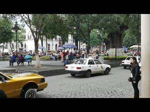 Conoscan La Plaza De Uruapan