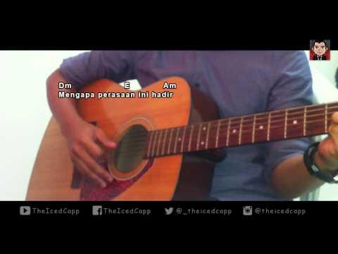 FATHIA LATIFF ft SHUKRI YAHAYA Tak Pernah - TheIcedCapp Cover + easy chords