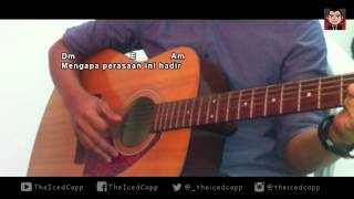 FATHIA LATIFF ft SHUKRI YAHAYA Tak Pernah - TheIcedCapp Cover + easy chords