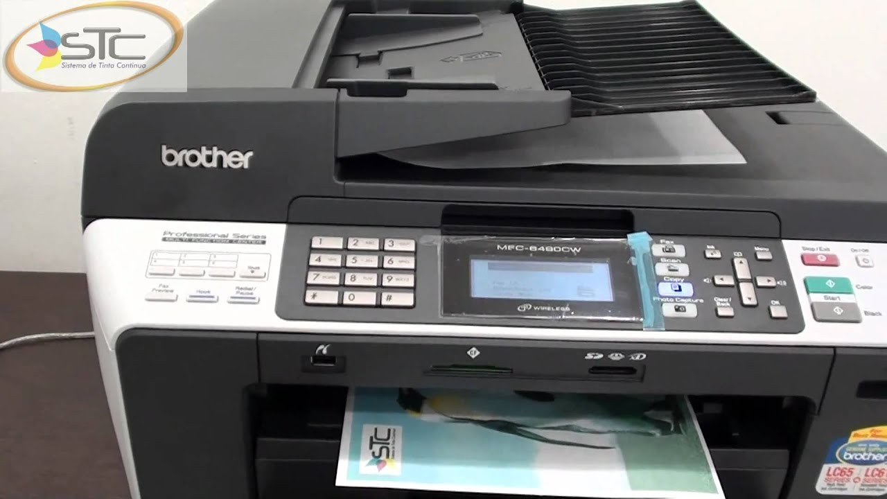 Brother MFC-6490CW Printer Driver