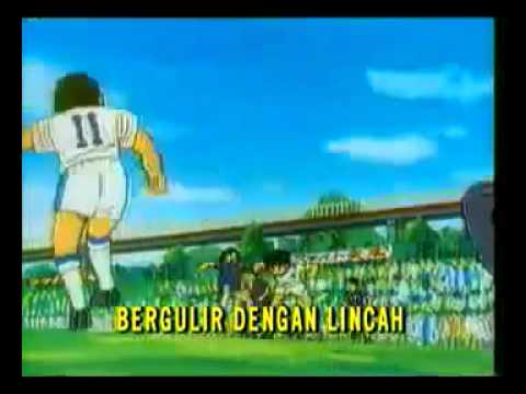 Captain Tsubasa Opening Song Indonesia