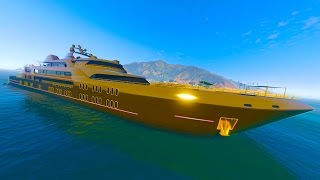 I STOLE IT!! *IMPOSSIBLE!* | GTA 5 Online