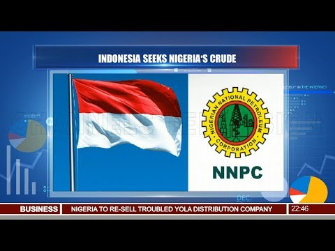 Indonesia Seeks Nigeria's Crude 100318 Pt.3 |News@10|
