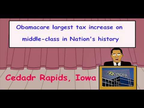 President Obama speech Cedar Rapids Iowa