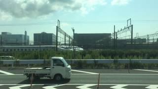 新幹線車両基地 2018/07/20 IMG 4915