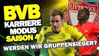 Werden Wir CL GRUPPENSIEGER? ♕ FIFA 17 Karrieremodus BVB Road To FIFA 18 #8
