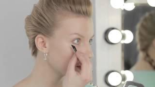Зимний макияж от L'Oreal  Урок 12