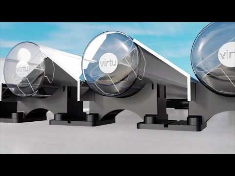 Make electricity and heat with one device: hybrid solar technology