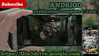 GTA 5 android download [ without verification]