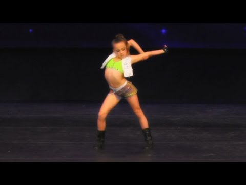 Kaycee Rice - Werk (10 years old)