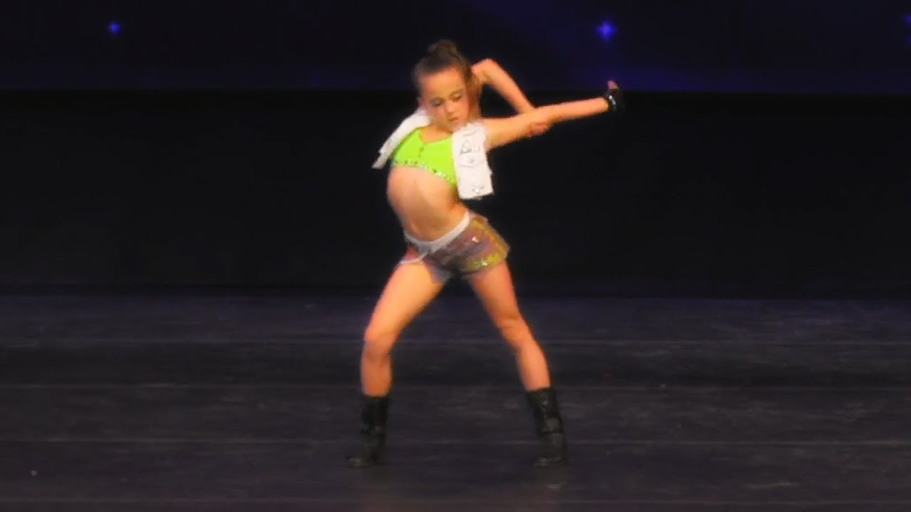 Kaycee Rice - Werk (10 years old) - YouTube