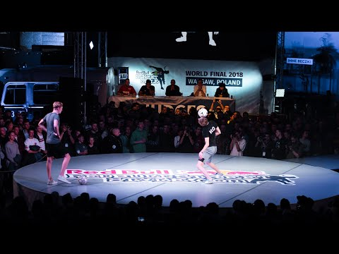 Red Bull Street Style World Final, Warsaw 2018