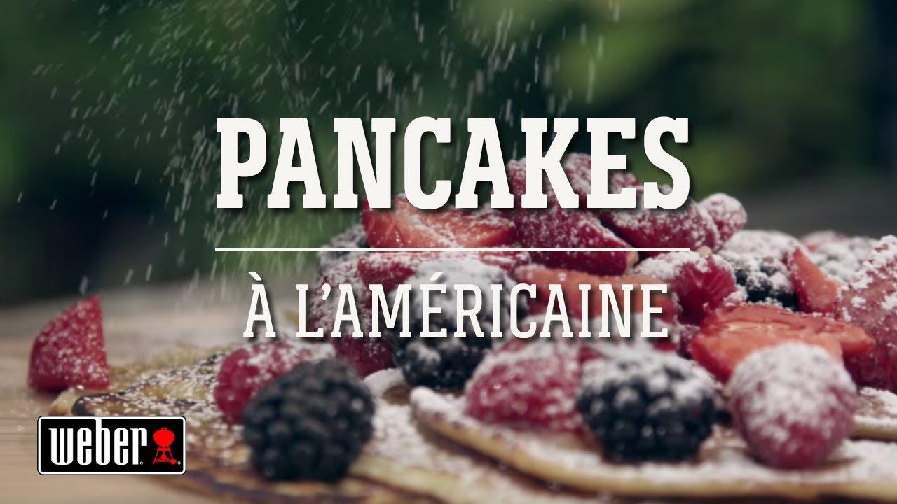gbs plancha recette de pancakes l 39 am ricaine youtube. Black Bedroom Furniture Sets. Home Design Ideas