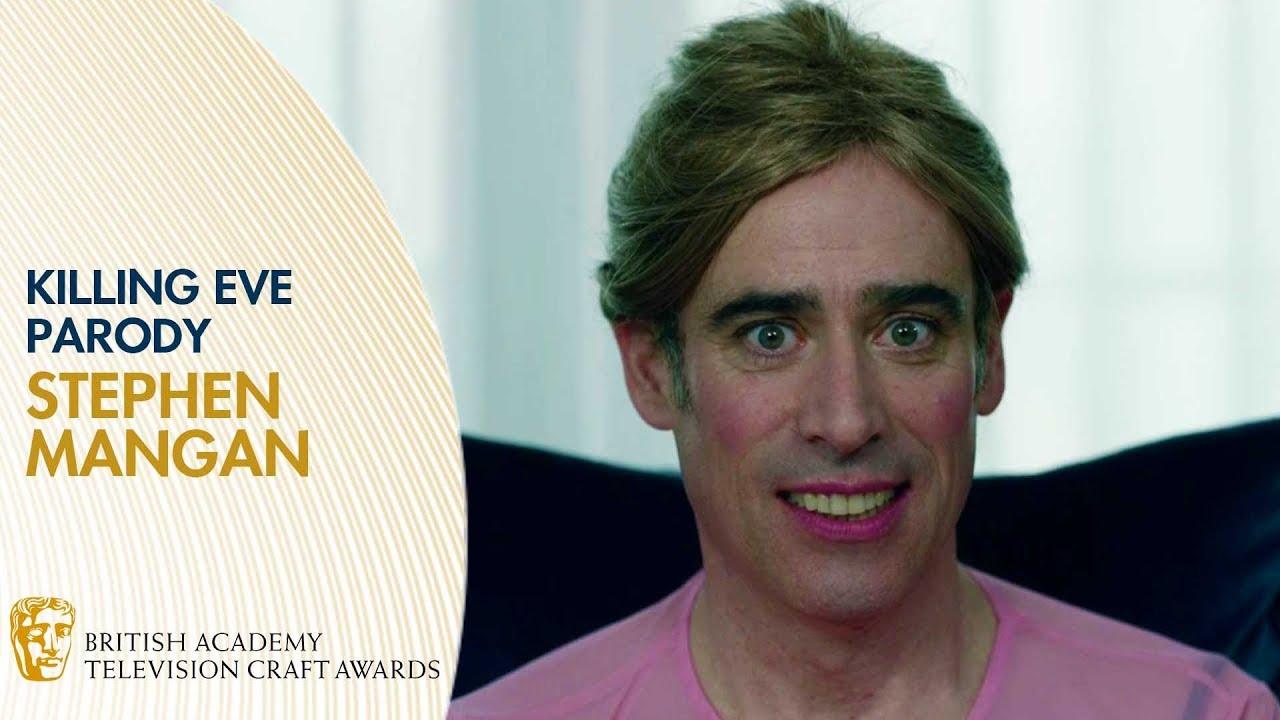 Download Stephen Mangan's 'Killing Eve' Parody Sketch   BAFTA TV Craft Awards 2019