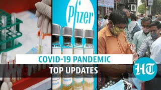Covid update: PM Modi discusses vaccination plan; Bahrain approves Pfizer use