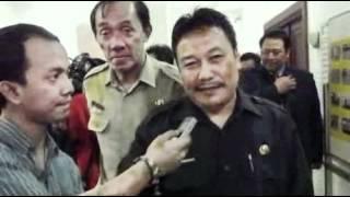 kadisnaker Surabaya Dwi Purnomo ketika dimintai tanggapan tertaut dugaan larangan sholat Jum'at | Asada Sade