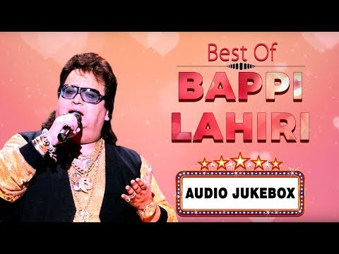 Best Of Bappi Lahiri Bengali Movie Romantic Songs | Audio Jukebox | Gathani Music
