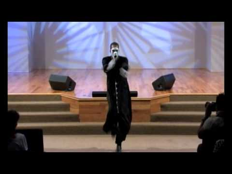God's Anointed Mime Ministry Thank You benita washington