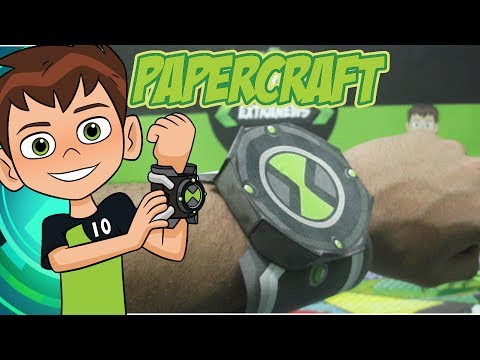 how to make ben 10 ominitricks