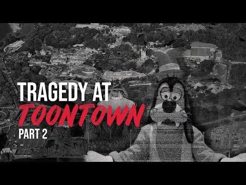 Tragedy At Disney's Toontown Part 2 - Disney Creepypasta