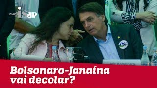 Debate: A chapa Bolsonaro-Janaína vai decolar?