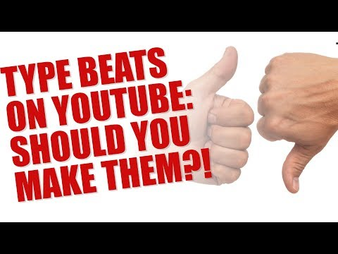 Type Beats Are Uncreative & Selling Beats On YouTube Is Impossible?!