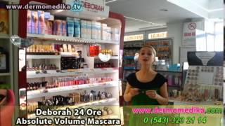 Deborah 24 Ore Absolute Volume Mascara - Dermomedika.com Thumbnail