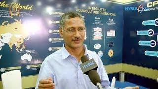 CPF India Pvt Ltd | Aquaculture Feed | AquaEx India 2020