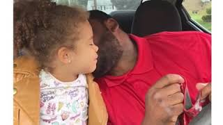 Hair Grooming w/ Daddy! 😂😂