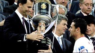 Final de la Copa del Rey 2010 Atlético de Madrid 0-2 Sevilla FC
