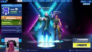 (LIVE PS4) FORTNITE, PLAYING WITH THE NEW ANGEL SKIN. (CUPID OF LOVE)!!