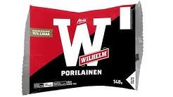 Wilhelm Porilainen testi  🍔🧀🍽️  Sausage burger test