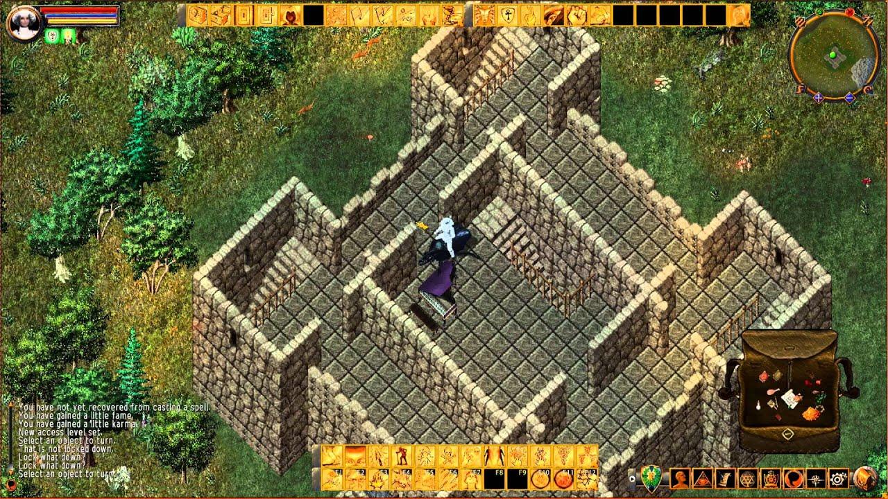 Let S Show Ultima Online 021 Der Umzug In S Small