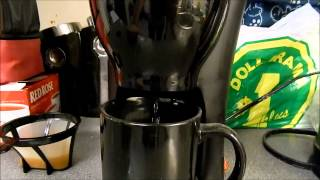 How to Make Distilled WATER the EASY way!! Using a Coffee Machine