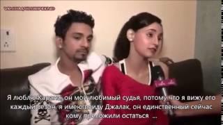 Мини-интервью Санайи Ирани за 27.07.15г. с русскими субтитрами