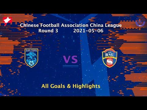 Nantong Zhiyun Beijing EG Goals And Highlights