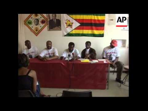 Zimbabwe's ruling party opens office