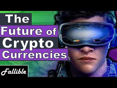 The Future Of Cryptocurrencies: Crypto Virtual World And A Sovereign Currency
