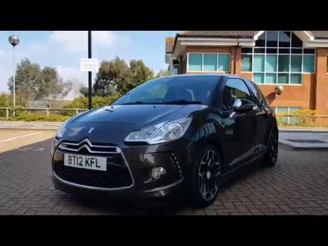 2012 Citroen DS3 DSport Plus Review - Hickory Brown