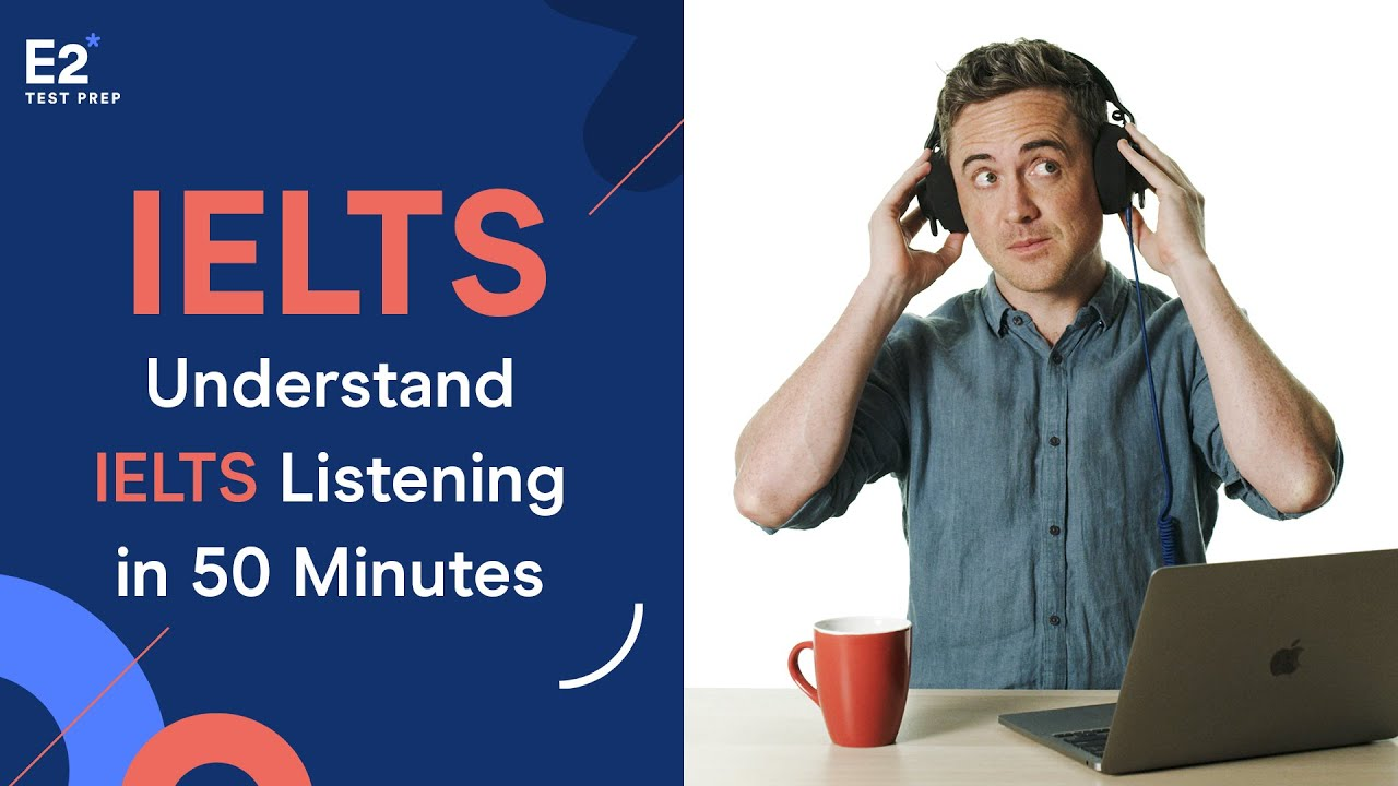 Download Understand IELTS Listening in JUST 50 minutes!