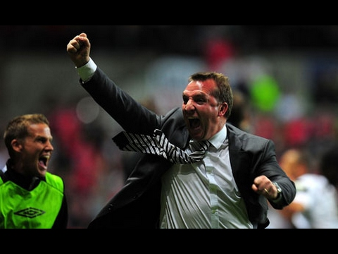 BEST ATMOSPHERE AT THE LIBERTY??   Swansea City Play-Off Semi Final FLASHBACK! Vs Nottingham Forrest