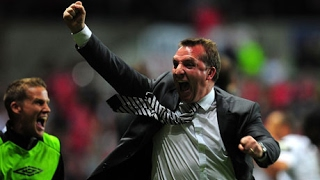 BEST ATMOSPHERE AT THE LIBERTY??   Swansea City Play-Off Semi Final FLASHBACK! Vs Nottingham Forest