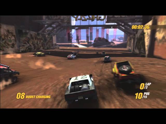 Motor Storm #1 - PS3 Racing Game!