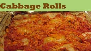 Vegetarian Stuffed Cabbage Roll Recipe Tutorial Vegan Dinners