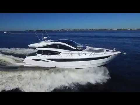 2018 Galeon 430 HTC Boat For Sale at MarineMax Fort Myers
